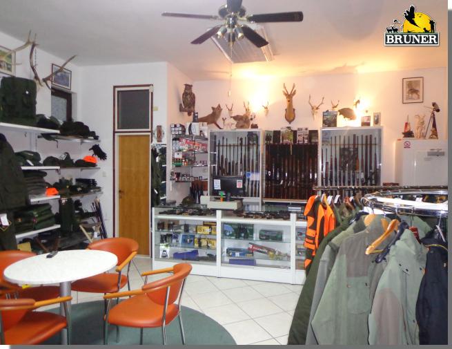 Bruner - trgovina lovačke opreme